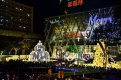 Natal & ano novo feliz 2017 Imagem de Stock