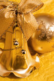 Natal Bell Imagem de Stock