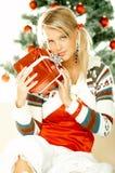 Natal bonito 1 Fotos de Stock Royalty Free