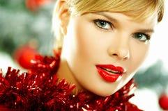Natal bonito 2 Imagem de Stock