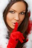 Natal bonito Imagens de Stock Royalty Free
