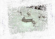 Natal branco Fotos de Stock Royalty Free
