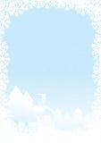 Natal branco Ilustração do Vetor