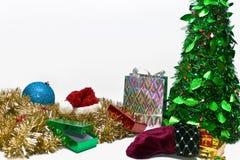 Natal brilhante Imagens de Stock Royalty Free