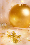 Natal cristão Fotos de Stock Royalty Free