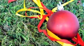 Natal da esfera Imagens de Stock