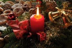 Natal da foto da característica Fotos de Stock Royalty Free