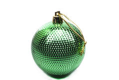 Natal das bolas Fotos de Stock Royalty Free
