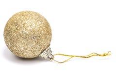 Natal das bolas Fotografia de Stock Royalty Free