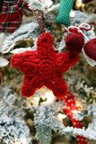 Natal de espera Imagens de Stock Royalty Free
