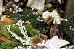Natal de espera Foto de Stock Royalty Free