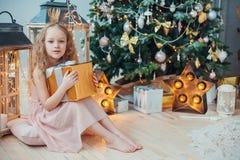 Natal de espera Fotografia de Stock Royalty Free