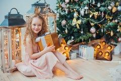 Natal de espera Fotos de Stock Royalty Free