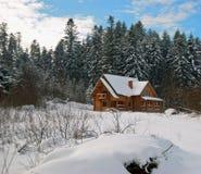 Natal de madeira Fotos de Stock