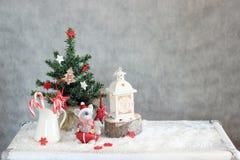 Natal decorado Imagem de Stock