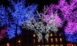 Natal do catalunya de Placa Imagens de Stock