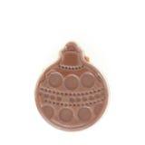 Natal do chocolate Fotos de Stock Royalty Free