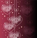 Natal e amor Imagens de Stock Royalty Free