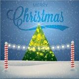 Natal e ano novo Fotos de Stock Royalty Free