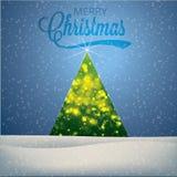 Natal e ano novo Imagens de Stock