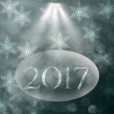 Natal e ano novo feliz Fotografia de Stock Royalty Free