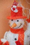 Natal e anos novos da composição Fotos de Stock