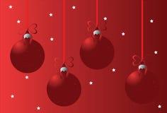 Natal e 2015 feliz Imagens de Stock
