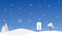 Natal e inverno Imagem de Stock