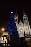 Natal em Praga Fotos de Stock Royalty Free
