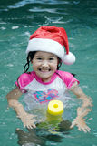 Natal ensolarado Imagens de Stock Royalty Free
