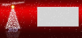 Natal feliz ilustração royalty free
