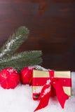Natal feliz para tudo Imagens de Stock Royalty Free