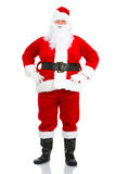 Natal feliz Santa Foto de Stock Royalty Free