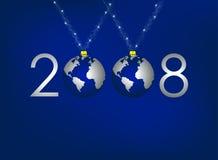 Natal global Imagens de Stock