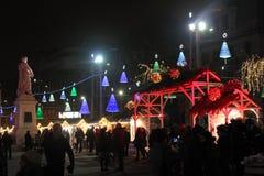 Natal justo Imagens de Stock Royalty Free