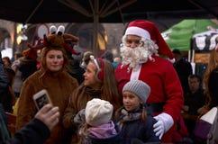 Natal justo Fotos de Stock