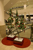 Natal no armazém Imagem de Stock Royalty Free