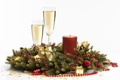 Natal para dois Fotografia de Stock Royalty Free