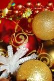 Natal vermelho imagens de stock royalty free