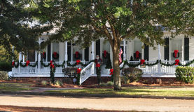 Natal vitoriano Fotos de Stock Royalty Free