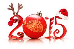 Natale 2015 Immagini Stock