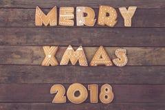 Natale allegro Fotografia Stock