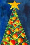 Natale allegro! Fotografia Stock Libera da Diritti