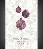 Natale & nuovo anno royalty illustrazione gratis