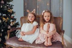 Natale aspettante Immagini Stock Libere da Diritti
