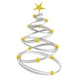 Natale astratto illustrazione di stock