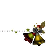 Natale Bell royalty illustrazione gratis