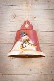 Natale Bell Immagini Stock Libere da Diritti