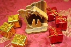 Natale Bethlehem Fotografie Stock Libere da Diritti