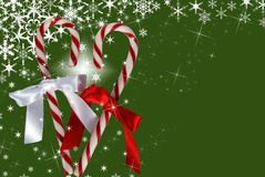 Natale bianco Immagine Stock Libera da Diritti